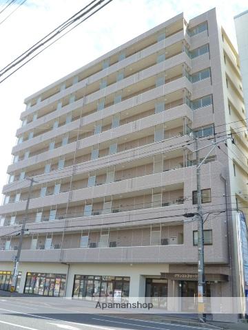 新潟県新潟市中央区、新潟駅徒歩4分の築1年 9階建の賃貸マンション