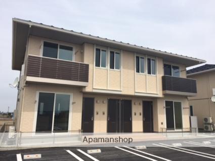 新潟県新潟市江南区、亀田駅徒歩38分の新築 2階建の賃貸アパート