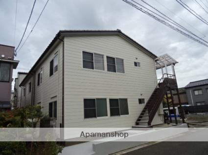 新潟県新潟市中央区、新潟駅徒歩22分の築46年 2階建の賃貸アパート