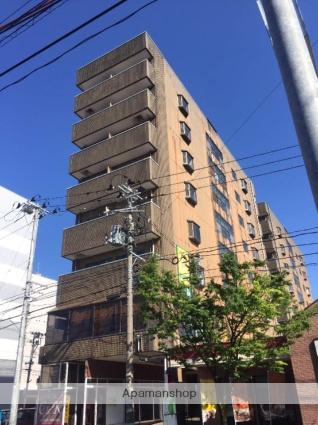 新潟県新潟市江南区、亀田駅徒歩6分の築28年 9階建の賃貸マンション