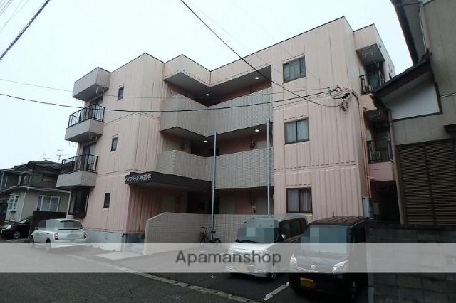 新潟県新潟市中央区の築27年 3階建の賃貸マンション