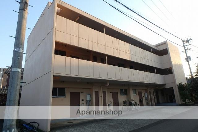 新潟県新潟市中央区、新潟駅徒歩20分の築40年 3階建の賃貸マンション