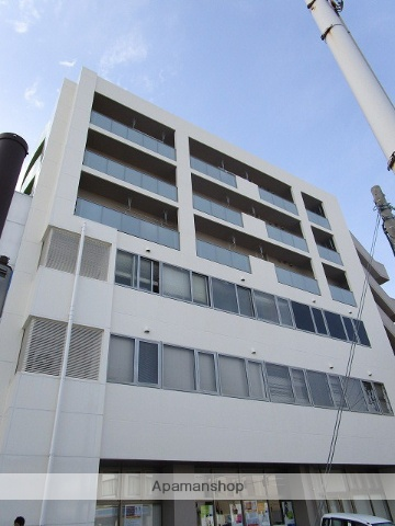 新潟県新潟市中央区、新潟駅徒歩7分の築29年 6階建の賃貸マンション