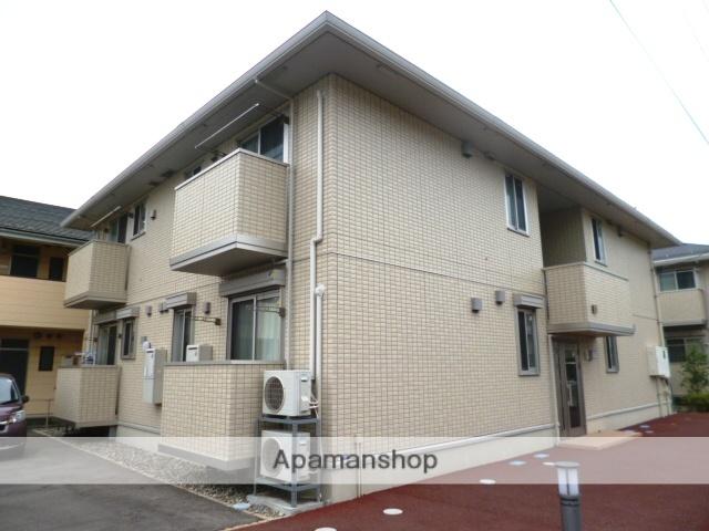 新潟県新潟市中央区、新潟駅徒歩25分の築6年 2階建の賃貸アパート