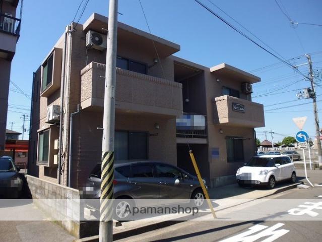 新潟県新潟市中央区、新潟駅徒歩18分の築11年 2階建の賃貸アパート