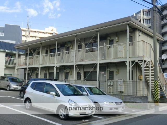 新潟県新潟市中央区、新潟駅徒歩5分の築19年 2階建の賃貸アパート