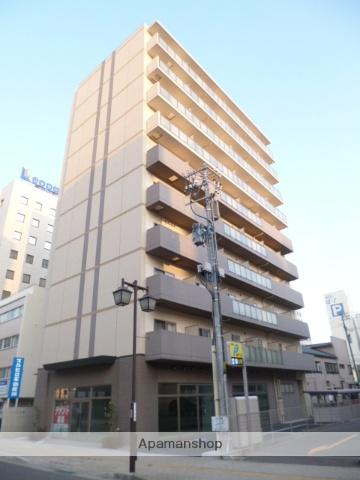 新潟県新潟市中央区、新潟駅徒歩4分の築5年 10階建の賃貸マンション
