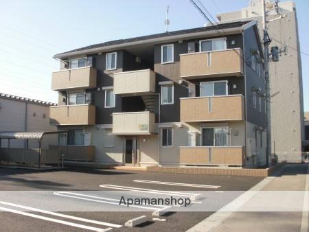 新潟県新潟市中央区の築5年 3階建の賃貸アパート