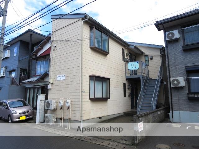 新潟県新潟市中央区、新潟駅徒歩9分の築30年 2階建の賃貸アパート