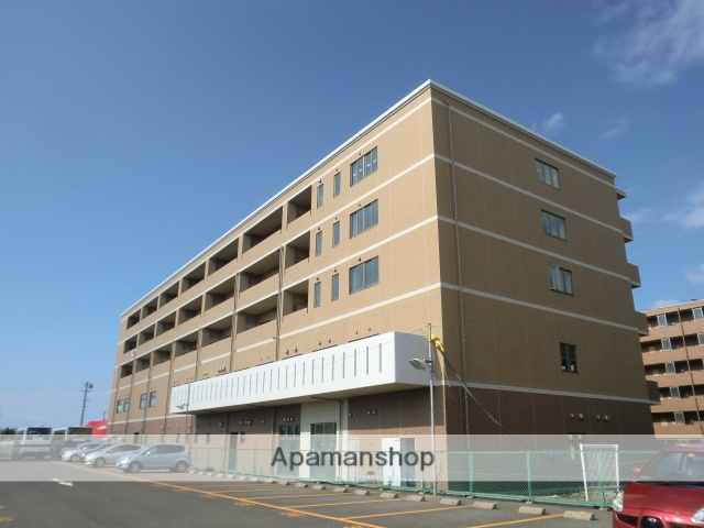 新潟県新潟市中央区の築4年 5階建の賃貸マンション