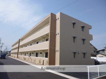 新潟県新潟市中央区の築2年 3階建の賃貸マンション