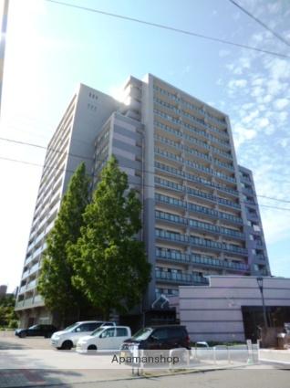 新潟県新潟市中央区、新潟駅徒歩14分の築27年 15階建の賃貸マンション