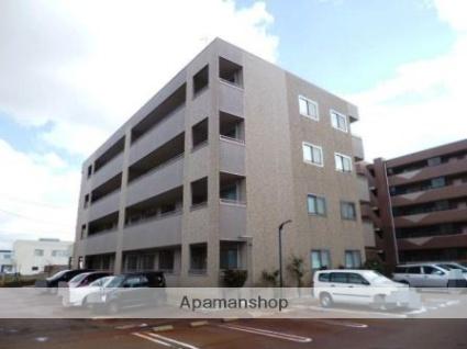 新潟県新潟市中央区、新潟駅徒歩25分の築16年 4階建の賃貸マンション