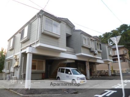 新潟県新潟市中央区、関屋駅徒歩12分の築23年 2階建の賃貸アパート