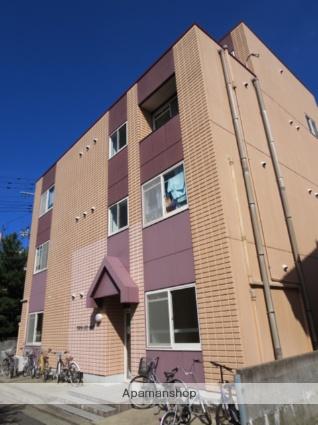 新潟県新潟市中央区、新潟駅徒歩3分の築27年 4階建の賃貸マンション