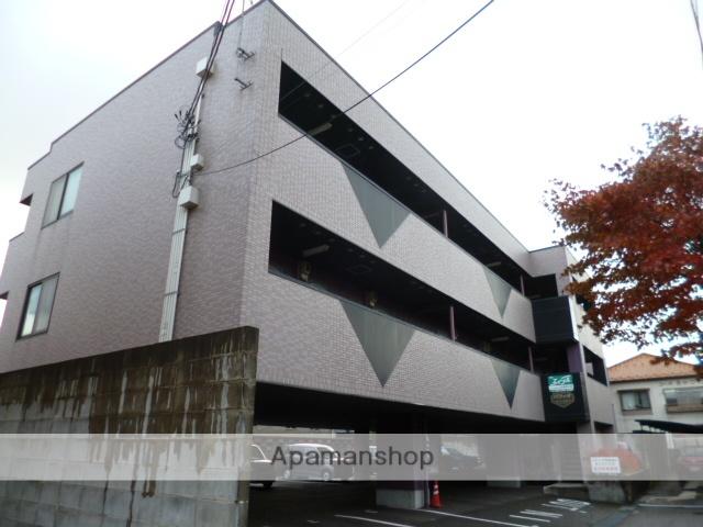 新潟県新潟市中央区の築15年 3階建の賃貸マンション