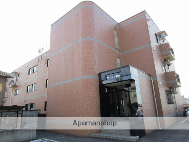 新潟県新潟市中央区、関屋駅徒歩12分の築13年 3階建の賃貸マンション