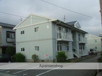 新潟県新潟市中央区、新潟駅徒歩20分の築27年 2階建の賃貸アパート