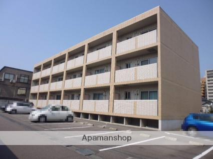 新潟県新潟市中央区、新潟駅徒歩10分の築12年 3階建の賃貸マンション
