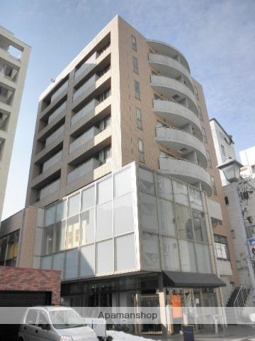 新潟県新潟市中央区、新潟駅徒歩25分の築10年 8階建の賃貸マンション