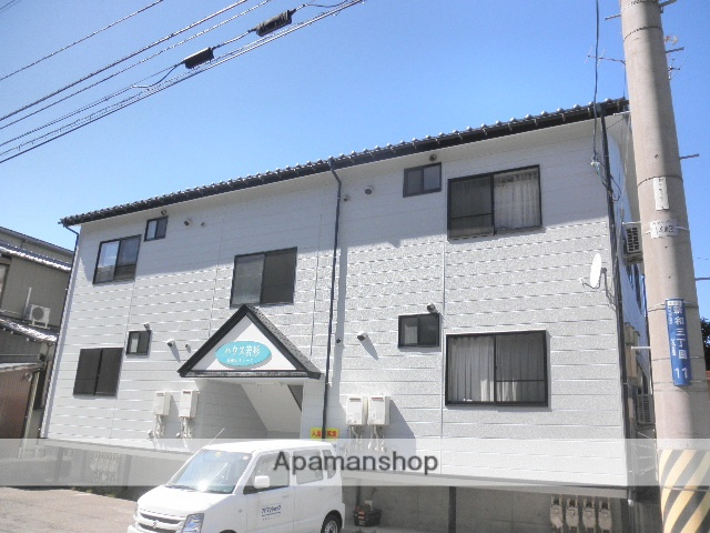新潟県新潟市中央区の築21年 2階建の賃貸アパート