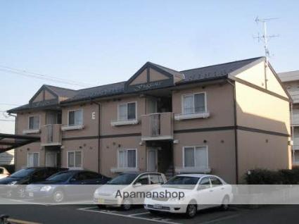 新潟県新潟市中央区の築26年 2階建の賃貸アパート