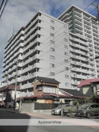 新潟県新潟市中央区、新潟駅徒歩15分の築37年 11階建の賃貸マンション
