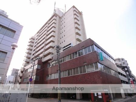 新潟県新潟市中央区、新潟駅徒歩12分の築39年 12階建の賃貸マンション