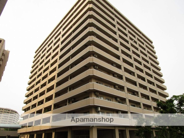 新潟県新潟市中央区、新潟駅徒歩12分の築21年 14階建の賃貸マンション