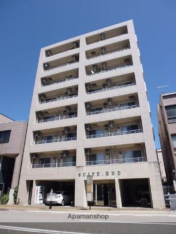 新潟県新潟市中央区、白山駅徒歩15分の築13年 8階建の賃貸マンション