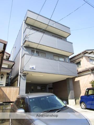 新潟県新潟市中央区の築25年 3階建の賃貸マンション