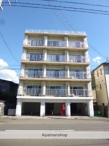 新潟県新潟市中央区、白山駅徒歩13分の築46年 7階建の賃貸マンション