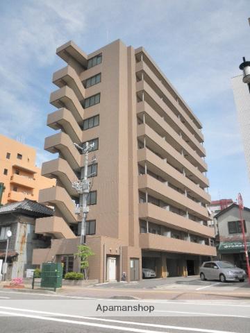 新潟県新潟市中央区、白山駅徒歩13分の築12年 9階建の賃貸マンション