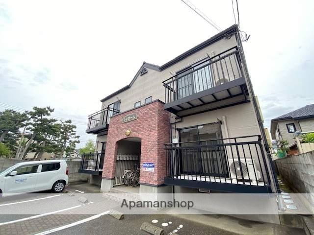 新潟県新潟市中央区、関屋駅徒歩4分の築15年 2階建の賃貸アパート