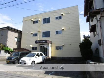新潟県新潟市中央区の築32年 3階建の賃貸アパート