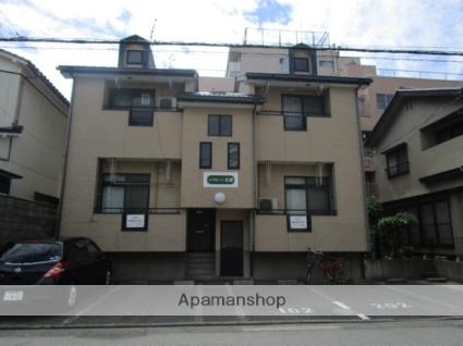 新潟県新潟市中央区、青山駅徒歩20分の築21年 2階建の賃貸アパート