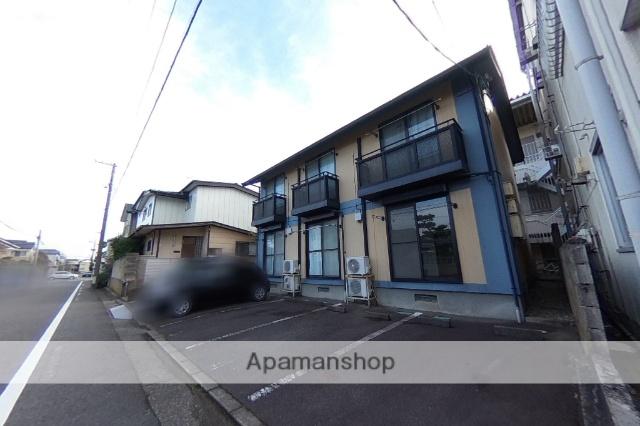 新潟県新潟市中央区、青山駅徒歩21分の築20年 2階建の賃貸アパート