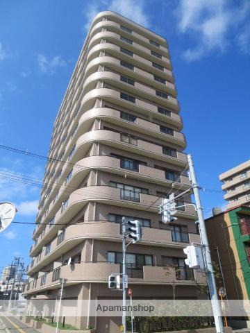 新潟県新潟市中央区、新潟駅徒歩23分の築22年 13階建の賃貸マンション