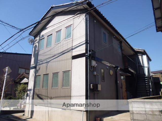 新潟県新潟市中央区、青山駅徒歩27分の築37年 2階建の賃貸アパート