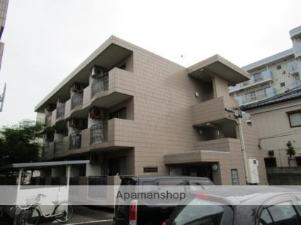 新潟県新潟市中央区、関屋駅徒歩8分の築21年 3階建の賃貸マンション