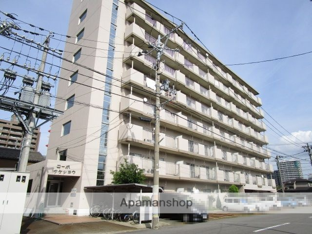 新潟県新潟市中央区の築34年 8階建の賃貸マンション