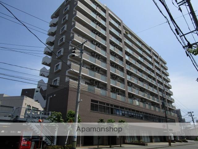 新潟県新潟市中央区、白山駅徒歩15分の築13年 10階建の賃貸マンション