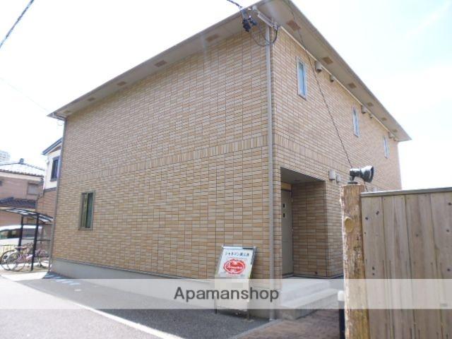 新潟県新潟市中央区の築10年 2階建の賃貸アパート