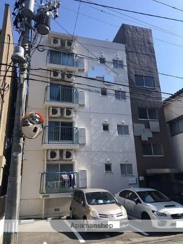 新潟県新潟市中央区、新潟駅徒歩13分の築37年 4階建の賃貸マンション