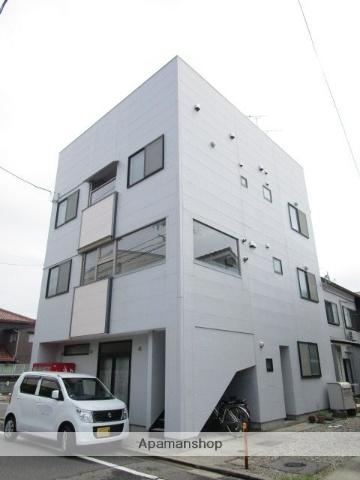 新潟県新潟市中央区、白山駅徒歩10分の築12年 3階建の賃貸マンション