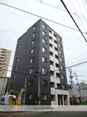 新潟県新潟市中央区、新潟駅徒歩8分の築10年 8階建の賃貸マンション