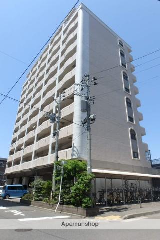新潟県新潟市中央区、新潟駅徒歩25分の築13年 11階建の賃貸マンション
