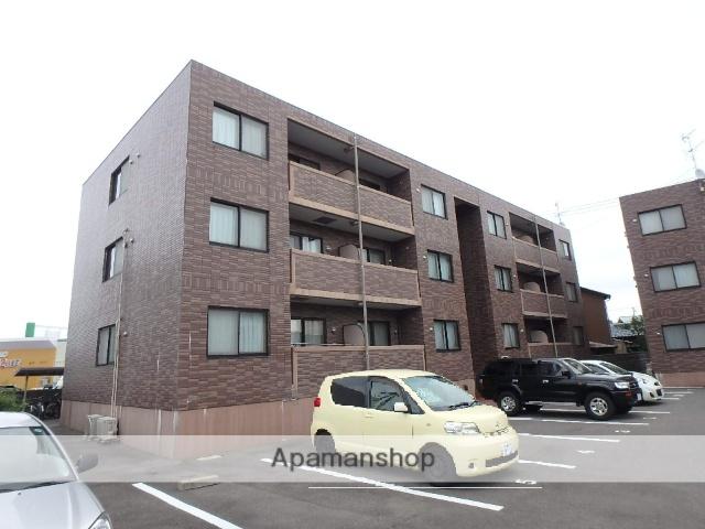 新潟県新潟市中央区、新潟駅徒歩20分の築14年 3階建の賃貸マンション