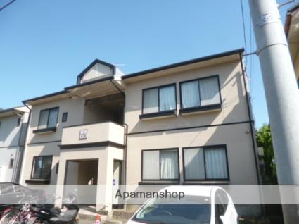 新潟県新潟市中央区、青山駅徒歩23分の築23年 2階建の賃貸アパート