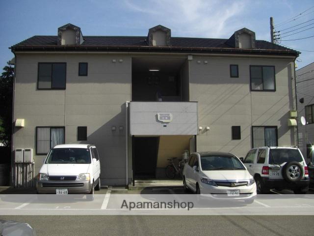 新潟県新潟市中央区、新潟駅徒歩15分の築19年 2階建の賃貸アパート